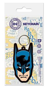 DC COMICS PORTE-CLES CAOUTCHOUC BATMAN