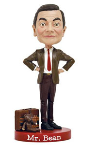 FIGURINE MR. BEAN BOBBLE HEAD 20 CM