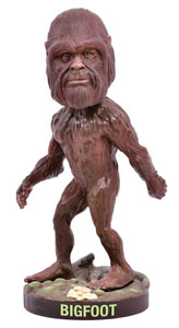 FIGURINE BIGFOOT BOBBLE HEAD 20 CM
