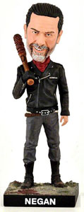 FIGURINE ROYAL BOBBLES WALKING DEAD BOBBLE HEAD NEGAN 20 CM