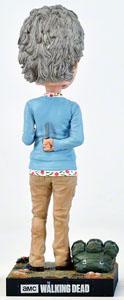 Photo du produit FIGURINE ROYAL BOBBLES WALKING DEAD BOBBLE HEAD CAROL 20 CM Photo 1