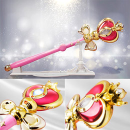 SCEPTRE SAILOR MOON PROREPLICA SPIRAL HEART