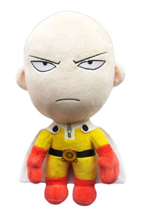 PELUCHE ONE-PUNCH MAN SAITAMA ANGRY VERSION 28 CM