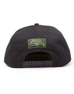 Photo du produit CASQUETTE HIP HOP THE LEGEND OF ZELDA LINK 8BIT Photo 2