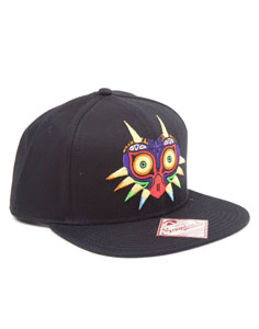 Photo du produit CASQUETTE HIP HOP THE LEGEND OF ZELDA MAJORA'S MASK Photo 1