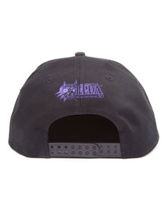 Photo du produit CASQUETTE HIP HOP THE LEGEND OF ZELDA MAJORA'S MASK Photo 2