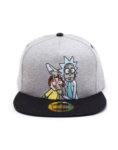 RICK ET MORTY CASQUETTE HIP HOP SNAPBACK OPEN YOUR EYES