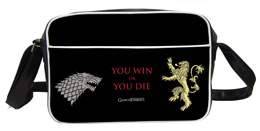 SAC BESACE GAME OF THRONES YOU WIN OR YOU DIE