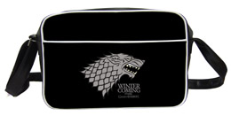 SAC BESACE GAME OF THRONES STARK WINTER IS COMING