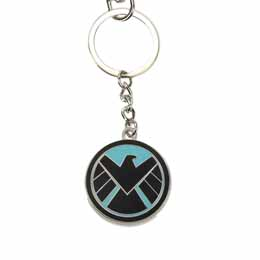 MARVEL PORTE CLE METAL AVENGERS SHIELD LOGO