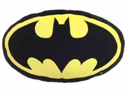 DC UNIVERSE COUSSIN BATMAN OVAL