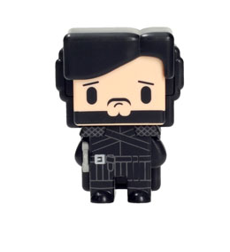 FIGURINE GAME OF THRONES PIXEL JON SNOW