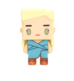 FIGURINE GAME OF THRONES PIXEL DAENERYS TARGARYEN