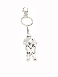 STAR WARS EPISODE 7 PORTE CLÉ STORMTROOPER GUARD