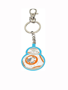 STAR WARS EPISODE 7 PORTE CLÉ BB-8 BLEU
