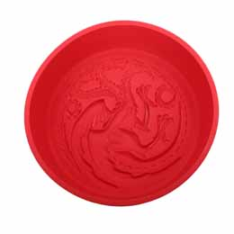 GAME OF THRONES MOULE EN SILICONE TARGARYEN
