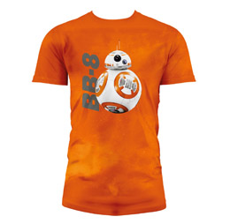 T-SHIRT ENFANT STAR WARS EPISODE 7 BB-8