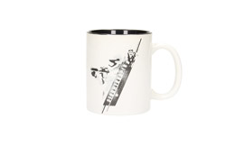 MUG STAR WARS EPISODE 7 STORMTROOPER BLASTER