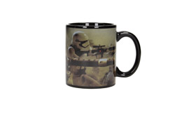 MUG STAR WARS EPISODE 7 STORMTROOPER BATTLE