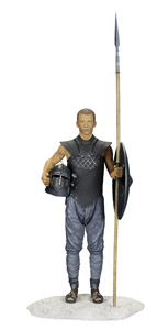 GAME OF THRONES FIGURINE GREY WORM