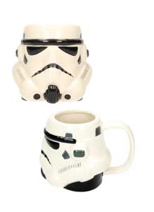 STAR WARS MUG 3D STORMTROOPER