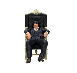 SCARFACE STATUETTE PVC MOVIE ICONS TONY MONTANA 18 CM