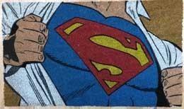 DC COMICS PAILLASSON CLARK KENT