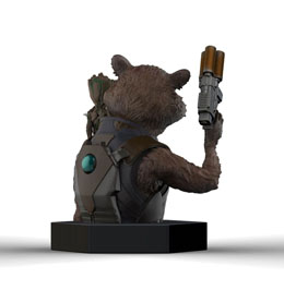 Photo du produit LES GARDIENS DE LA GALAXIE VOL. 2 BUSTE 1/6 ROCKET RACCOON & GROOT 16 CM Photo 1