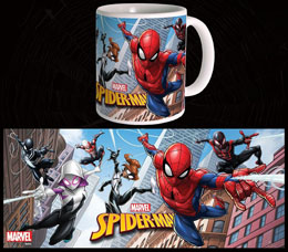 MUG MARVEL COMICS EVERYBODY LET'S GO