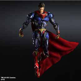 DC COMICS VARIANT PLAY ARTS KAI VOL. 3 FIGURINE SUPERMAN 27 CM