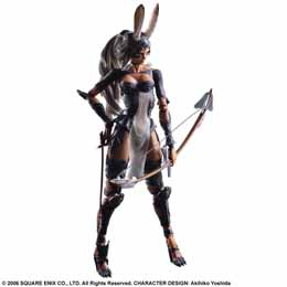FINAL FANTASY XII PLAY ARTS KAI FIGURINE FRAN 31 CM