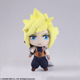 FINAL FANTASY VII PELUCHE CLOUD 18 CM