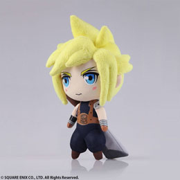 Photo du produit FINAL FANTASY VII PELUCHE CLOUD 18 CM Photo 1