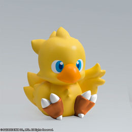 FINAL FANTASY TIRELIRE CHOCOBO 16 CM