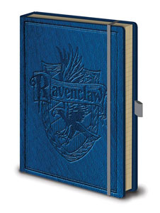 HARRY POTTER CARNET DE NOTES PREMIUM A5 RAVENCLAW