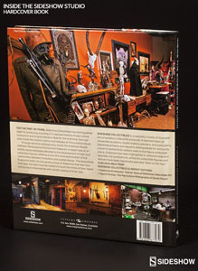 Photo du produit LIVRE INSIDE THE SIDESHOW STUDIO - SIDESHOW COLLECTIBLES (ANGLAIS) Photo 1