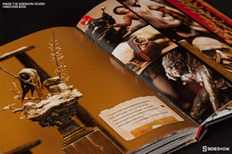 Photo du produit LIVRE INSIDE THE SIDESHOW STUDIO - SIDESHOW COLLECTIBLES (ANGLAIS) Photo 2