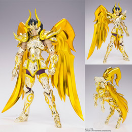 SAINT SEIYA MYTH CLOTH EX SOUL OF GOLD CAPRICORN SHURA