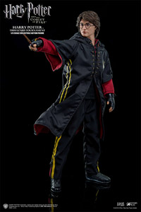 HARRY POTTER MY FAVOURITE MOVIE FIGURINE 1/6 HARRY POTTER TRIWIZARD TOURNAMENT VER. 29 CM