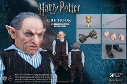 Photo du produit FIGURINE HARRY POTTER MY FAVOURITE MOVIE 1/6 GRIPHOOK (BANKER) 20 CM Photo 1
