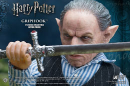Photo du produit FIGURINE HARRY POTTER MY FAVOURITE MOVIE 1/6 GRIPHOOK (BANKER) 20 CM Photo 2