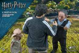 Photo du produit FIGURINE HARRY POTTER MY FAVOURITE MOVIE 1/6 GRIPHOOK (BANKER) 20 CM Photo 4