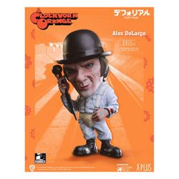 Orange mécanique statuette Defo-Real Series Alex DeLarge 15 cm