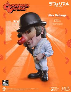 Photo du produit Orange mécanique statuette Defo-Real Series Alex DeLarge 15 cm Photo 1