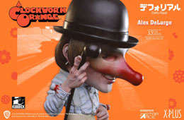 Photo du produit Orange mécanique statuette Defo-Real Series Alex DeLarge 15 cm Photo 2