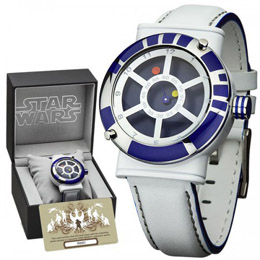 STAR WARS MONTRE COLLECTOR DELUXE R2D2