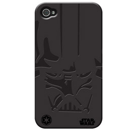 SW COQUE IPHONE 5 / 5S SILICONE DARTH VADER