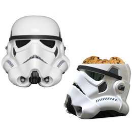 STAR WARS STORMTROOPER COOKIE JAR CÉRAMIQUE 20CM