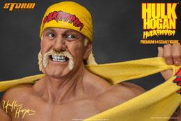 Photo du produit STATUETTE WWE WRESTLING 1/4 HULK HOGAN HULKAMANIA 49 CM Photo 1