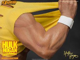 Photo du produit STATUETTE WWE WRESTLING 1/4 HULK HOGAN HULKAMANIA 49 CM Photo 2